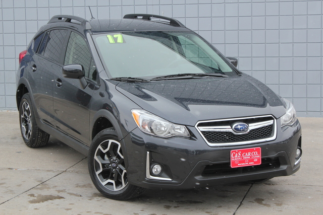 2017 subaru crosstrek premium stock sb5718 waterloo ia for Subaru crosstrek 2017 interior