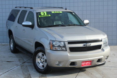 2007 Chevrolet Suburban LT 4WD for Sale  - 14416A  - C & S Car Company