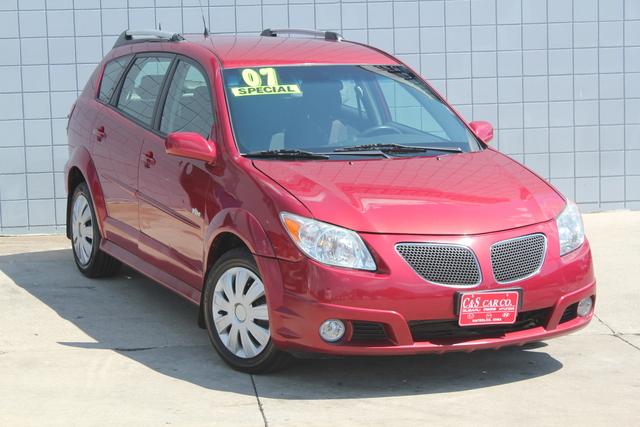 2007 Pontiac Vibe  - C & S Car Company