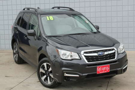 2018 Subaru Forester 2.5i Premium for Sale  - SB6128  - C & S Car Company
