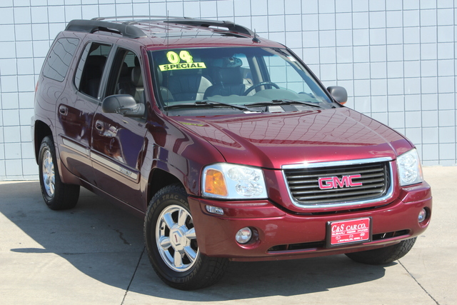 2004 gmc envoy xl slt 4wd stock 14591a waterloo ia. Black Bedroom Furniture Sets. Home Design Ideas