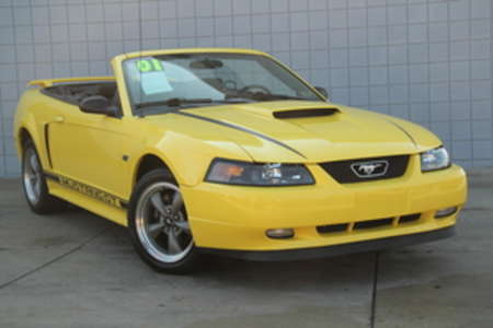 2001 Ford Mustang GT Deluxe Convertible for Sale  - SB6095A  - C & S Car Company