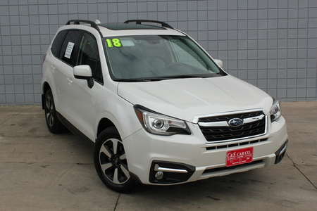 2018 Subaru Forester 2.5i Limited w/Eyesight for Sale  - SB6210  - C & S Car Company