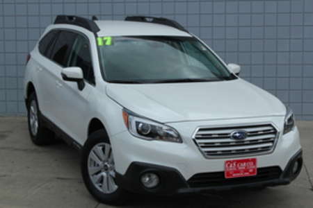 2017 Subaru Outback 2.5i Premium w/Eyesight for Sale  - SB6067  - C & S Car Company