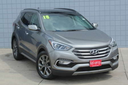 2018 Hyundai Santa Fe Sport 2.0T Ultimate AWD for Sale  - HY7359  - C & S Car Company