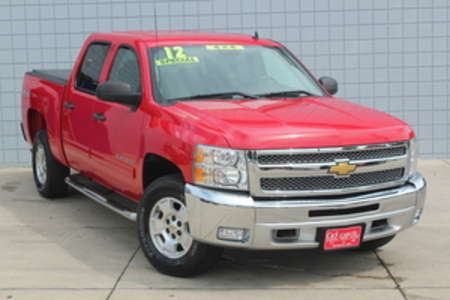 2012 Chevrolet Silverado 1500 LT Crew Cab 4WD for Sale  - 14570A  - C & S Car Company
