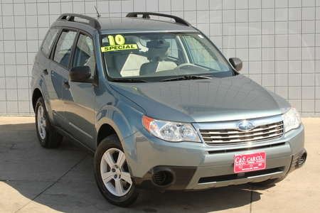 2010 Subaru Forester 2.5X Special Edition for Sale  - 14728  - C & S Car Company
