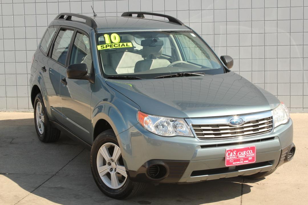 2010 Subaru Forester  - C & S Car Company