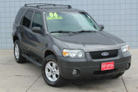 2006 Ford Escape XLT  4WD for Sale  - SB5899B  - C & S Car Company