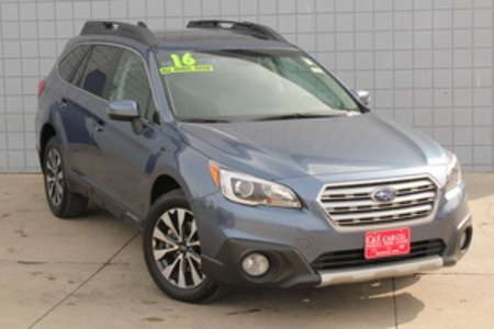 2016 Subaru Outback 2.5i Limited w/Eyesight for Sale  - SB5799A  - C & S Car Company