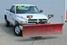 1998 Dodge Ram 1500 4WD w/Western Snow Plow  - 14633A  - C & S Car Company