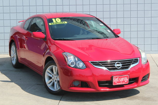 2010 Nissan Altima  - C & S Car Company