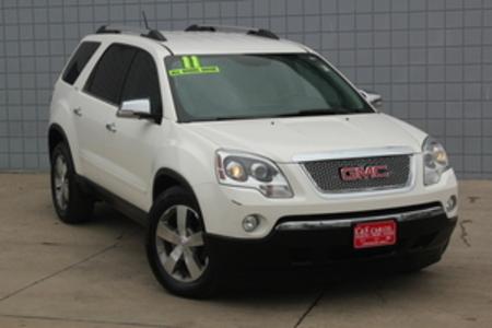 2011 GMC Acadia SLT-1  AWD for Sale  - SB5876A  - C & S Car Company
