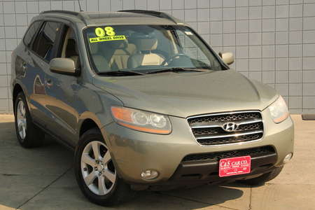 2008 Hyundai Santa Fe Limited AWD for Sale  - SB5814A  - C & S Car Company