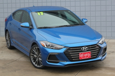 2017 Hyundai Elantra 1.6T Sport for Sale  - HY7264  - C & S Car Company