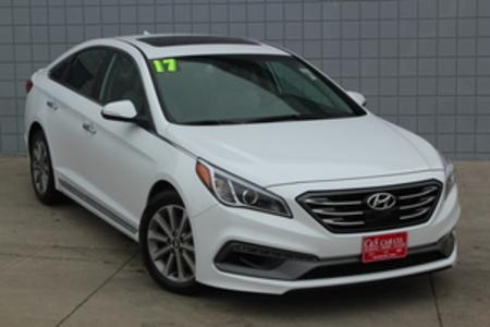 2017 Hyundai Sonata Limited 2.4L for Sale  - HY7246  - C & S Car Company