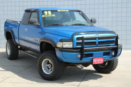1998 Dodge Ram 1500 Sport 4WD for Sale  - SB6014A  - C & S Car Company