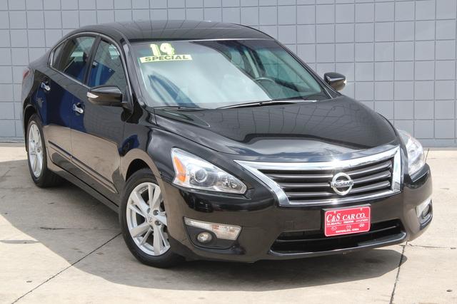 2014 Nissan Altima  - C & S Car Company