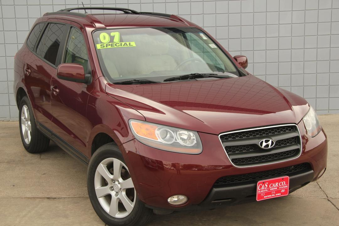 2007 Hyundai Santa Fe  - C & S Car Company