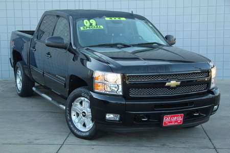 2009 Chevrolet Silverado 1500 LTZ Crew Cab 4WD for Sale  - 14690A  - C & S Car Company