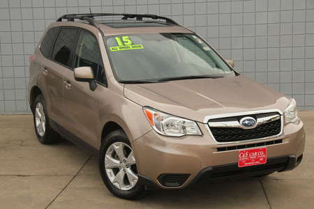 2015 Subaru Forester 2.5i Premium for Sale  - SB5579A  - C & S Car Company