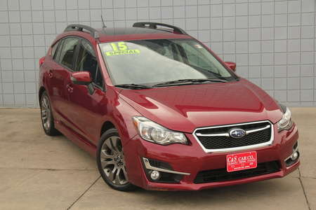 2015 Subaru Impreza Wagon 2.0i Sport Wagon for Sale  - SB6113A  - C & S Car Company