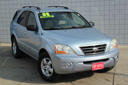 2008 Kia Sorento LX for Sale  - MA2808B  - C & S Car Company