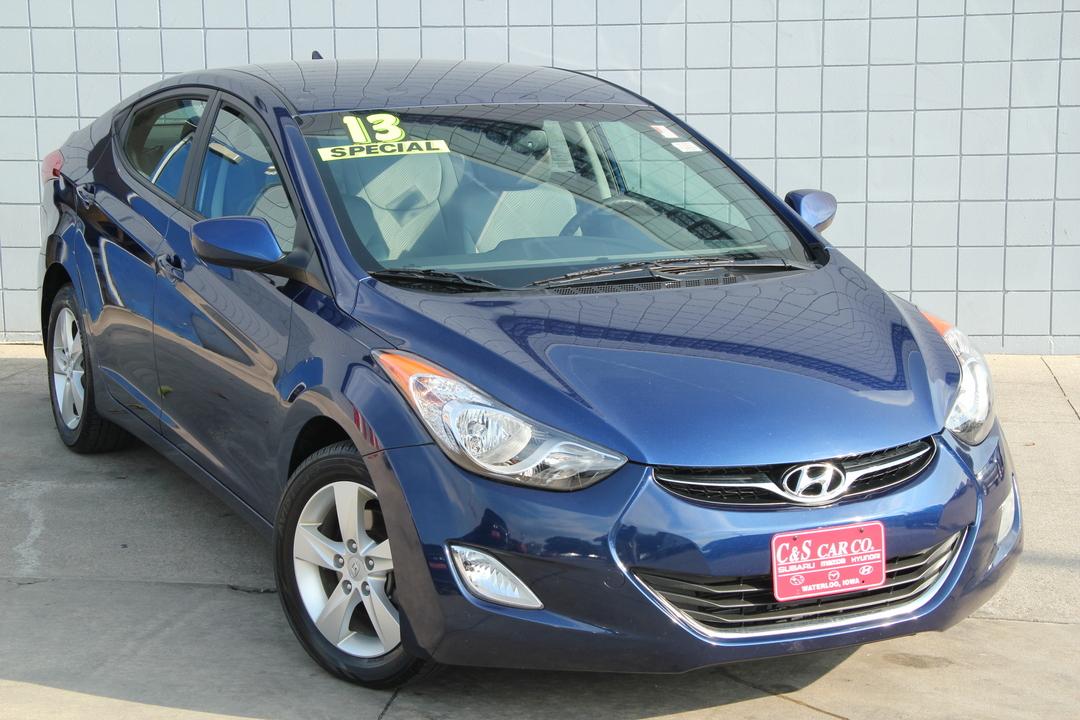 2013 Hyundai Elantra  - C & S Car Company