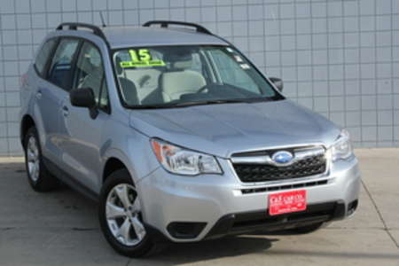 2015 Subaru Forester 2.5i for Sale  - SB5796A  - C & S Car Company