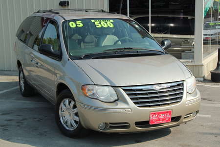 2005 Chrysler Town & Country Touring  LWB for Sale  - R14696  - C & S Car Company