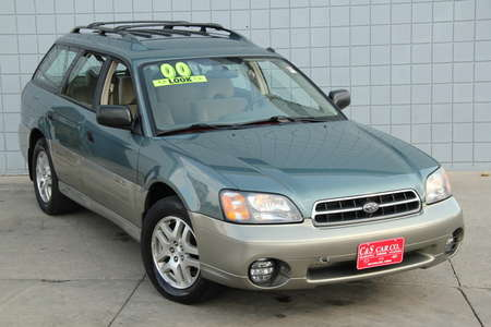 2000 Subaru Legacy Outback  AWD for Sale  - SB6135B  - C & S Car Company