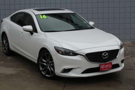 2016 Mazda Mazda6 i Grand Touring for Sale  - MA2490  - C & S Car Company