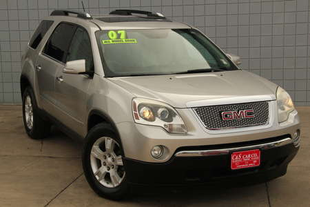 2007 GMC Acadia SLT  AWD for Sale  - HY7332B  - C & S Car Company