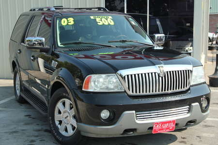 2003 Lincoln Navigator 4D SUV for Sale  - HY7061C  - C & S Car Company