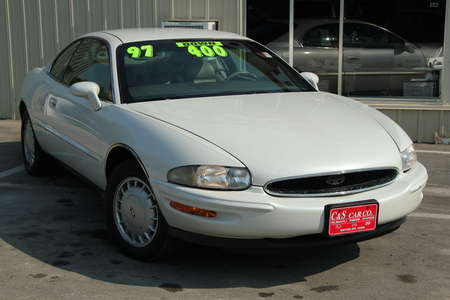 1997 Buick Riviera Coupe for Sale  - R14882  - C & S Car Company