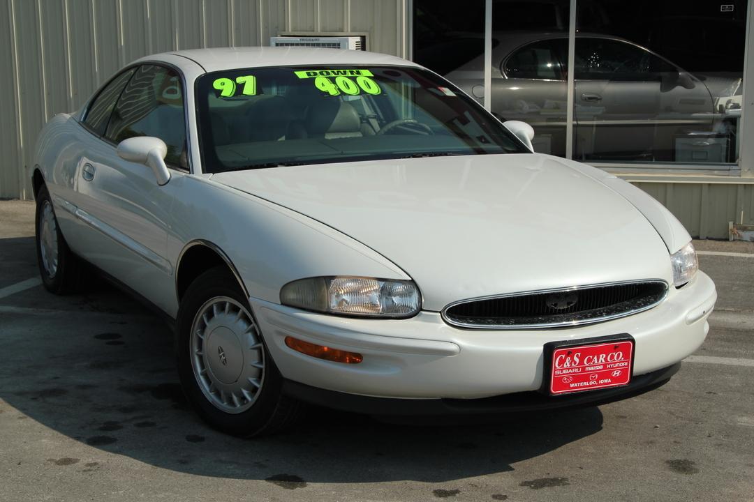 1997 Buick Riviera  - C & S Car Company