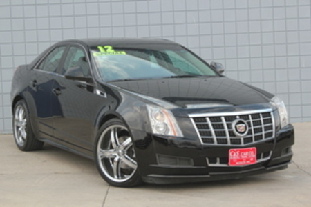 2012 Cadillac CTS 4  AWD for Sale  - HY7209A  - C & S Car Company