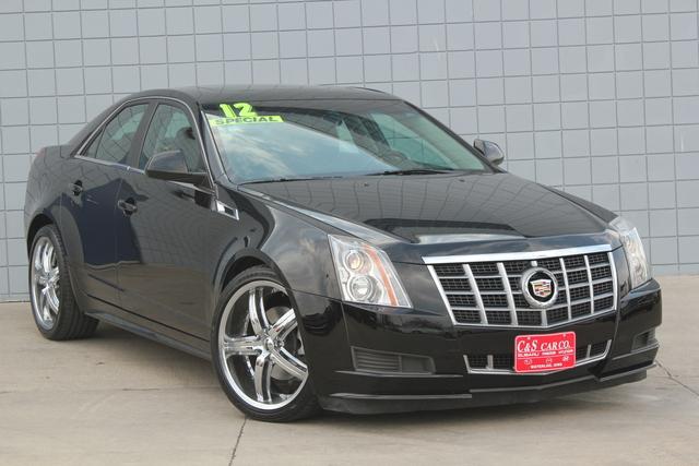 2012 Cadillac CTS  - C & S Car Company