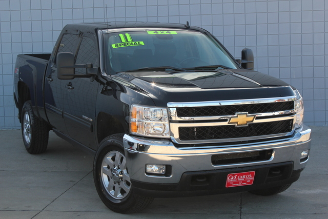2011 Chevrolet Silverado 2500HD  - C & S Car Company