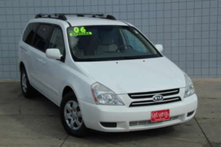 2006 Kia Sedona LX for Sale  - SB5887A  - C & S Car Company