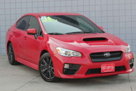 2016 Subaru WRX  for Sale  - SB5939A  - C & S Car Company