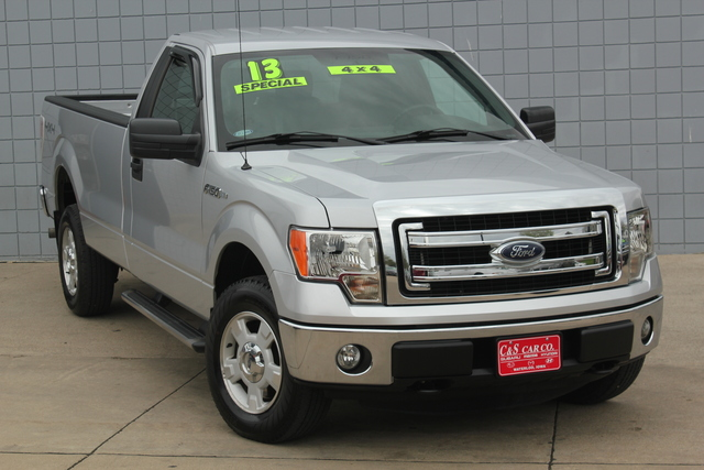 2013 Ford F-150  - C & S Car Company