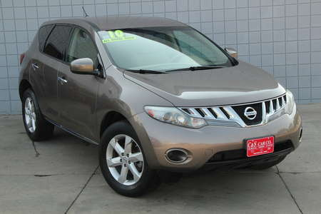 2010 Nissan Murano S  AWD for Sale  - 14541  - C & S Car Company