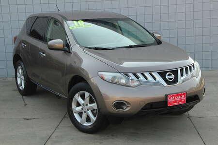 2010 Nissan Murano S  AWD for Sale  - 14541  - C & S Car Company