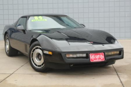 1984 Chevrolet Corvette 2 door for Sale  - 13990B  - C & S Car Company