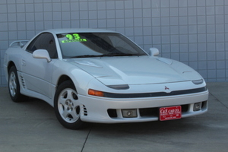 1993 Mitsubishi 3000GT 2+2 Coupe for Sale  - HY7268A2  - C & S Car Company