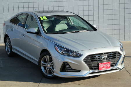 2018 Hyundai Sonata Limited for Sale  - HY7478  - C & S Car Company