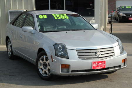 2003 Cadillac CTS 4D Sedan for Sale  - R14750  - C & S Car Company