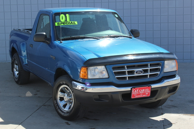2001 Ford Ranger  - C & S Car Company