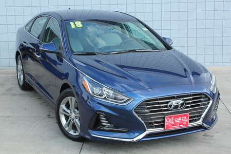 2018 Hyundai Sonata SEL for Sale  - HY7423  - C & S Car Company